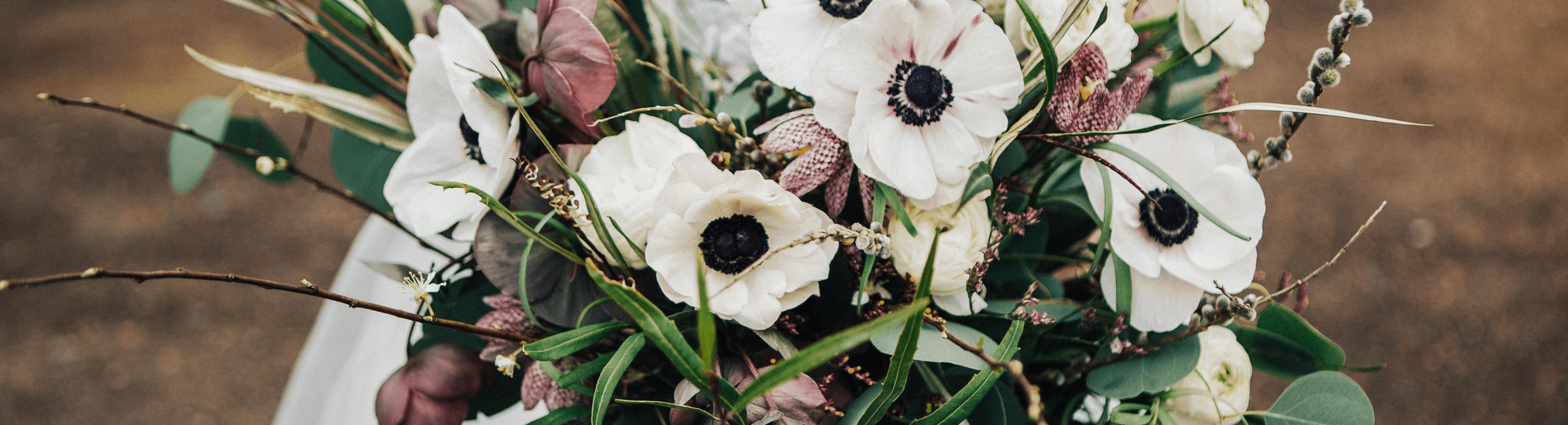 Des fleurs pour un mariage de fin d'année