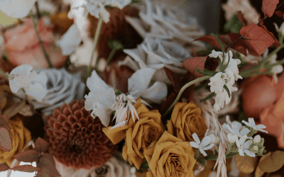Un mariage de saison sans cliché