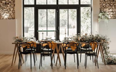 Lieu de réception et décoration de mariage : à quoi penser ?