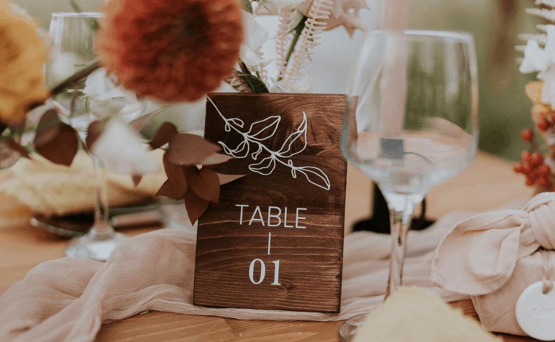 Les 10 meilleures décorations de mariage à faire soi-même