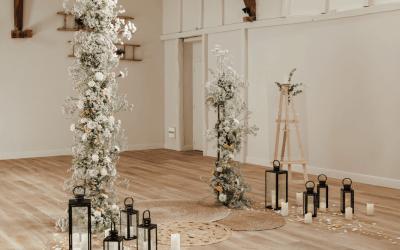 Comment réussir sa décoration de cérémonie laïque ?