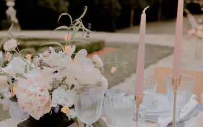 Comment trouver l'harmonie dans sa décoration de mariage ?