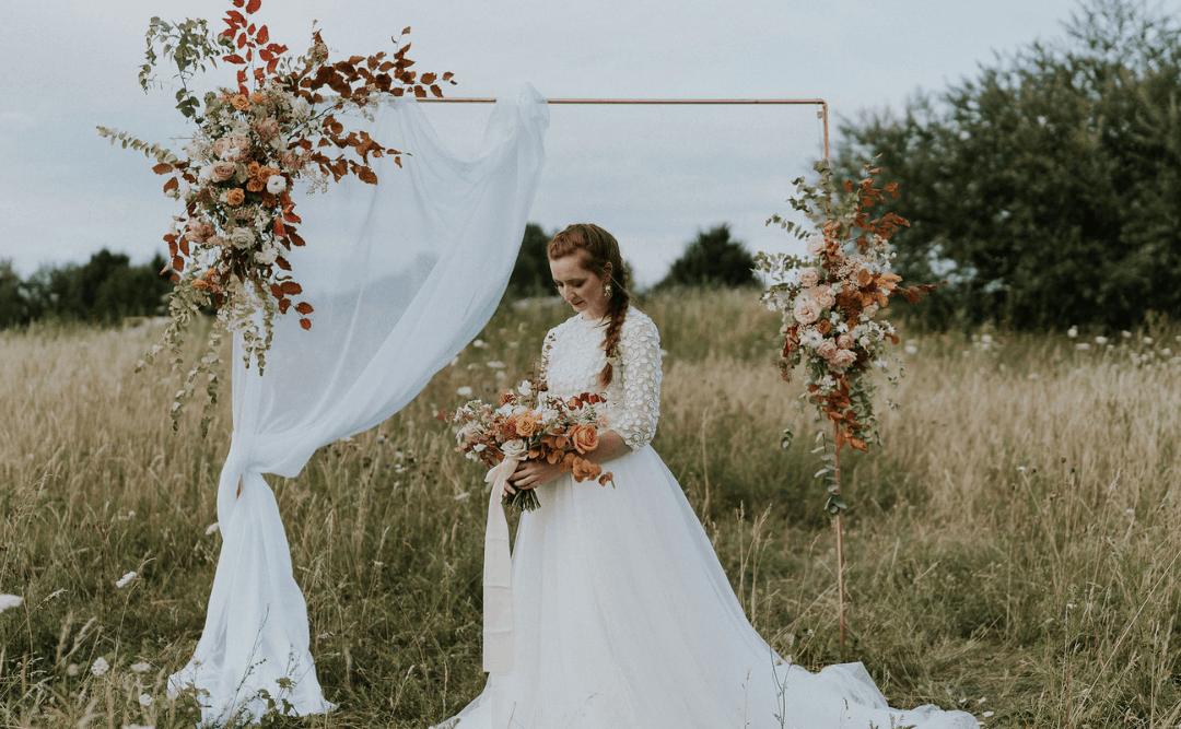 Comment décorer son arche de mariage : 3 choses à savoir !