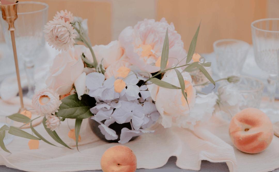 Comment mettre de la couleur dans sa décoration de mariage ?